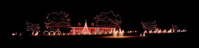 Lights on Old Charlotte