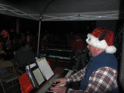 David Dominy Singing