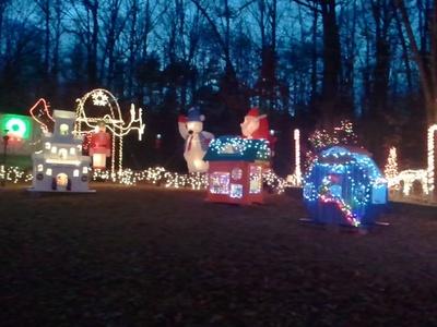 Nikitas' Christmas Wonderland