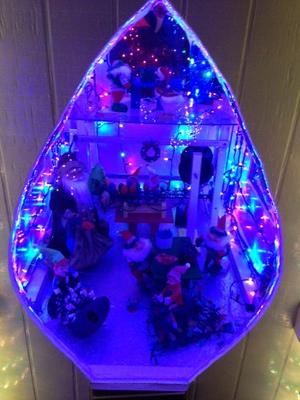 Light'Em Up 2013 Front Door