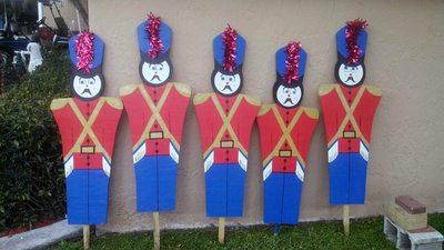 Santa's Soldiers