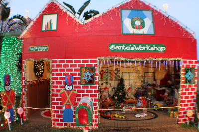Santa's New Workshop