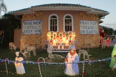 Nativity Choir Scene