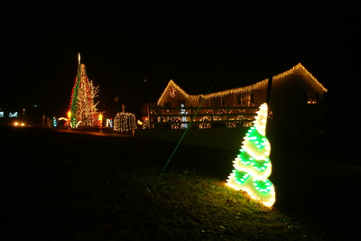 The Christmas Family Lights