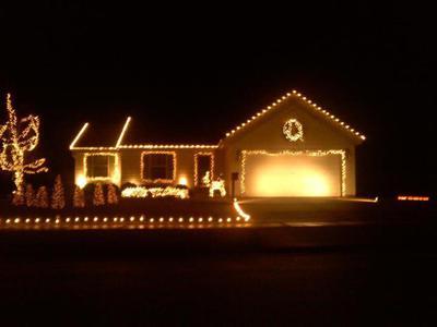 Elkhorn Light Show