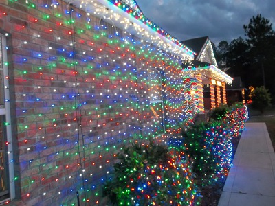 The wall of Lights