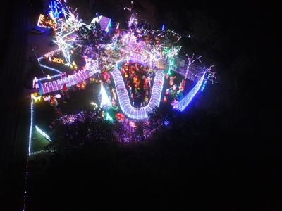 STEWART FAMILY CHRISTMAS LIGHT DISPLAY