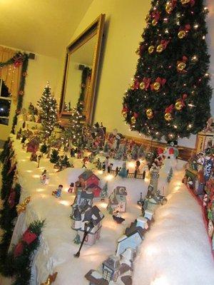 Inside the FERNANDEZ home