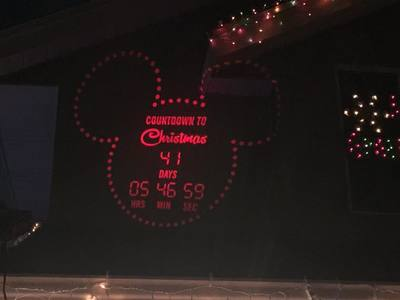 New Countdown Clock