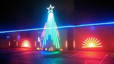 Franktronics Lightshow