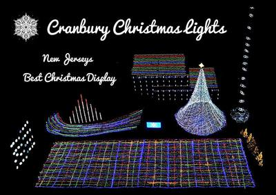 Cranbury Christmas Lights 2015