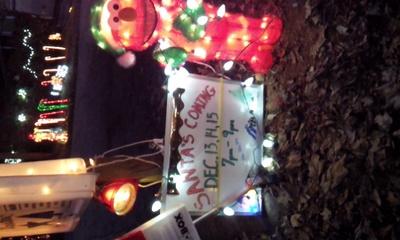Vista Heights SPECTACULAR lights