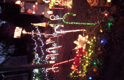 Vista Heights SPECTACULAR lights