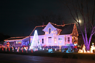 2012 Christmas on Front Street