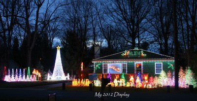 The Phillips Holiday Display