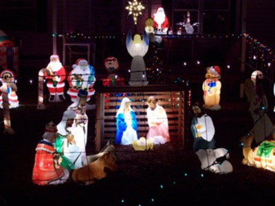 Gierlich Christmas Nativity