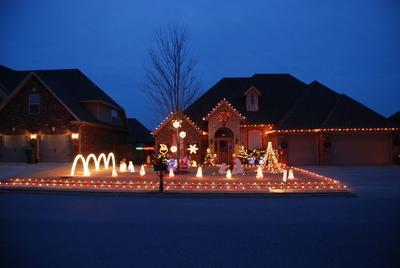 Christmas on Collins Circle