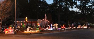 WATSON CHRISTMAS SPECTACULAR