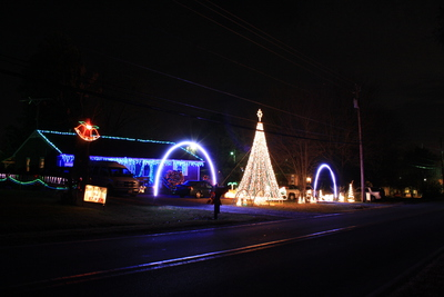 Tucker Street Lights