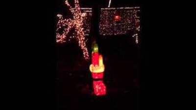 christmas light 2012