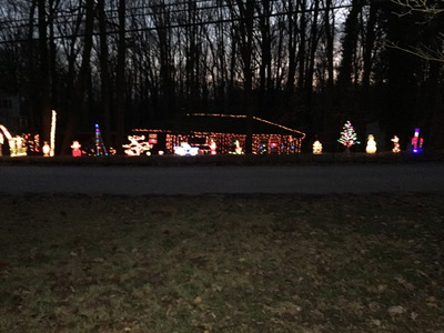 2014 Christmas display
