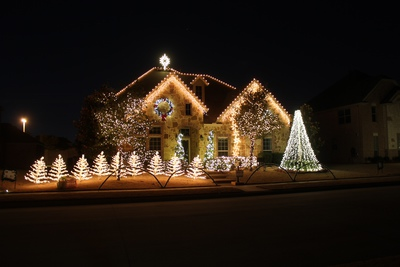 2014 Light Display