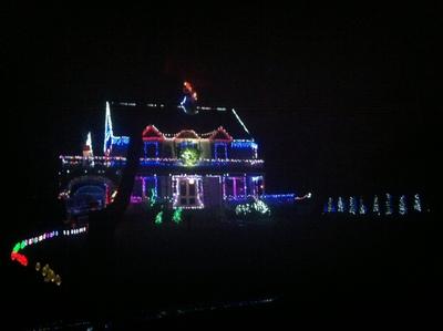 More Christmas Lights 1000 more.