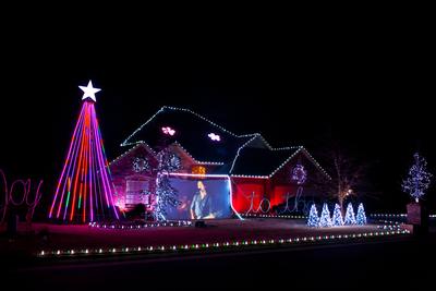 Stone Christmas Lights