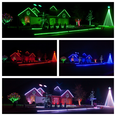 2012 Stone Christmas Lights