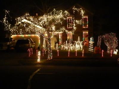2012 decorations