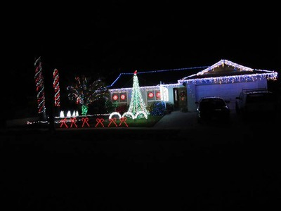 MacKay Ave Lights