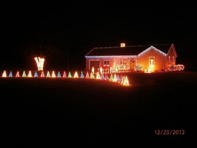Mike's Christmas Lights