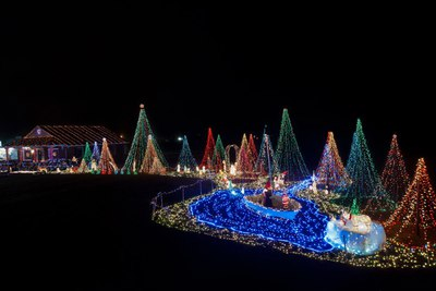 2012 Deltaville Lights