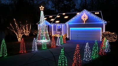 Lights at the Quarter 2014