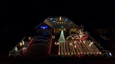 Lights on Sparrow Street