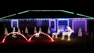 Lights Display 2013