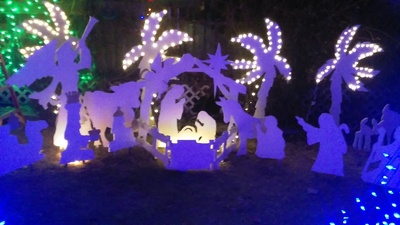 Nativity scene