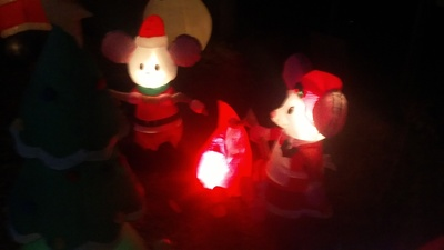 Mice inflatable