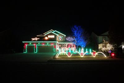 Dotsero lights 2015