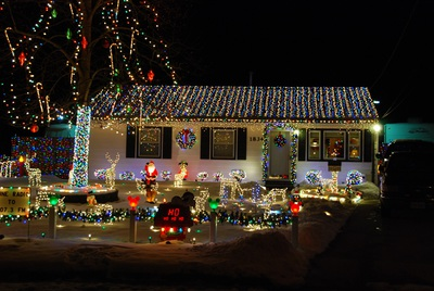 Skinners Holiday Lights
