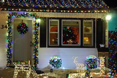Skinners Holiday Lights