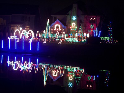 Jamestown Lights 2012