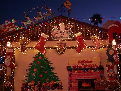 Christmas Garage