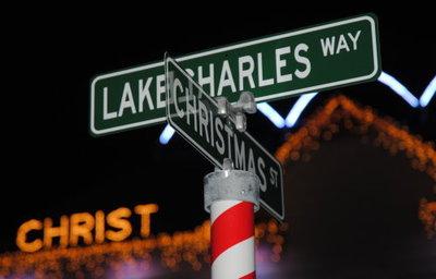 Lake Park Lights