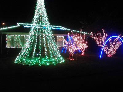 Mt Mckinley Lights